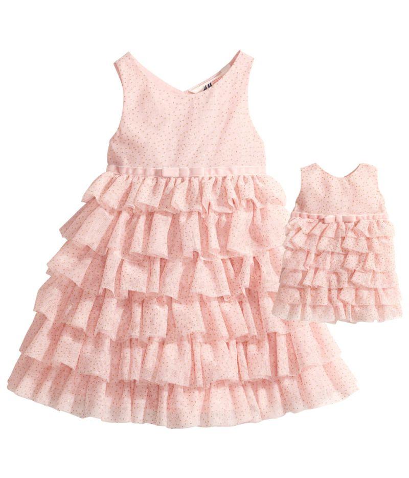 Hm Платье Для Девочки
